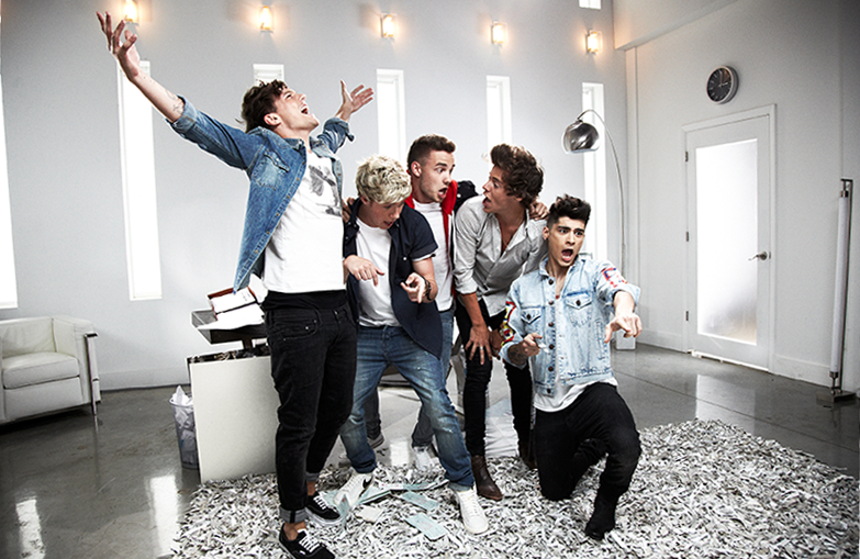 Take A Look Inside One Direction's 'Midnight Memories' Album