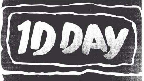One Direction, 1D Day Logo