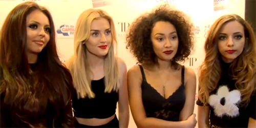 Little Mix, Capital Rocks Interview