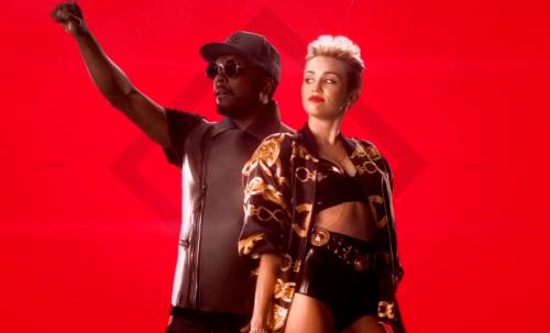 "Miley Cyrus, ""Feelin' Myself"""