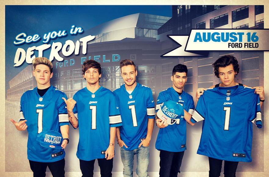"Direction Announces 2014 ""Where We Are"" Tour Dates In US & Canada"