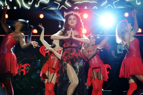 Selena Gomez, Z100's Jingle Ball 2013 - Show