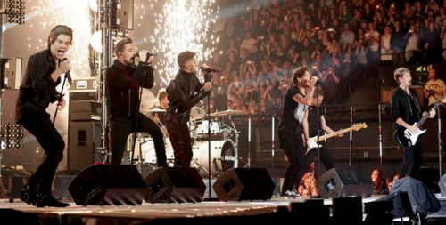 One Direction, X Factor UK Finale