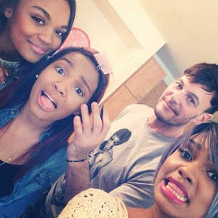 China Anne Mcclain 2013 Instagram