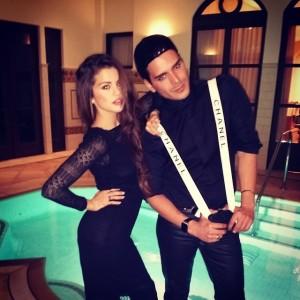 Selena Gomez + Markus Molinari in Las Vegas
