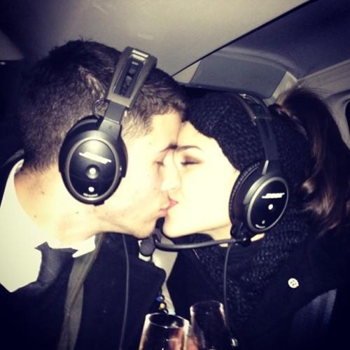 Nick Jonas + Olivia Culpo - NYC