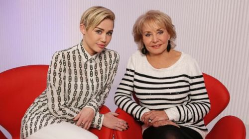 Miley Cyrus + Barbara Walters in 'Most Fascinating People' Special on ABC