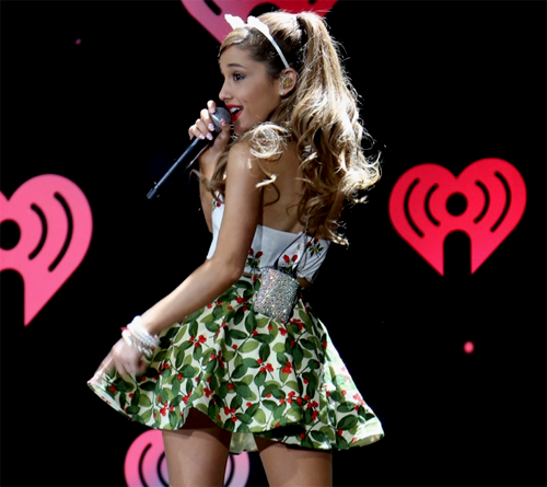 Ariana Grande, 101.3 KDWB's Jingle Ball 2013 - Stage
