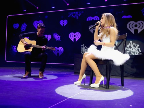 Ariana Grande, 102.7 KIIS FM's Jingle Ball 2013
