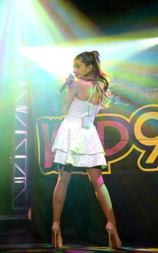 Ariana Grande, Wild 94.9's Wild Jam 2013 - Show