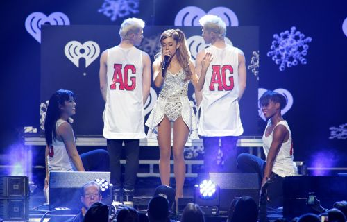 Ariana Grande, Y100's Jingle Ball 2013 - Show