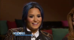 Demi Lovato On 'Access Hollywood'