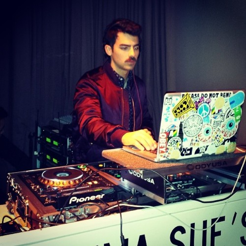 Joe Jonas, Assouline + Coca-Cola Event