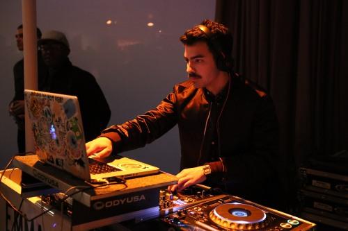 Joe Jonas, Assouline And Coca-Cola Celebrate The Launch Of The Assouline Memoire Set - Coca-Cola: Film, Music & Sports At Siren Studios In Los Angeles
