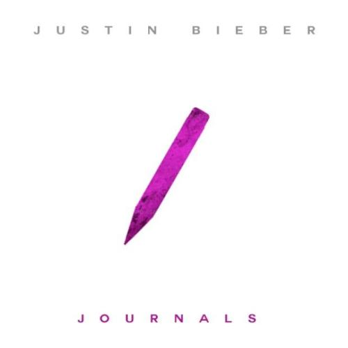 Justin Bieber, 'Journals' Cover Art