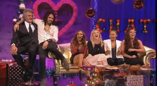 Little Mix, 'Alan Carr: Chatty Man' Christmas Special
