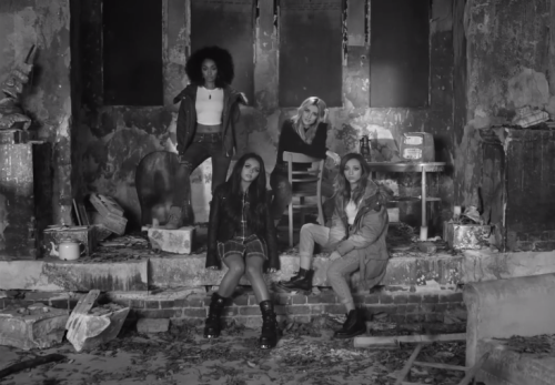 "Little Mix, ""Little Me"" Music Video"