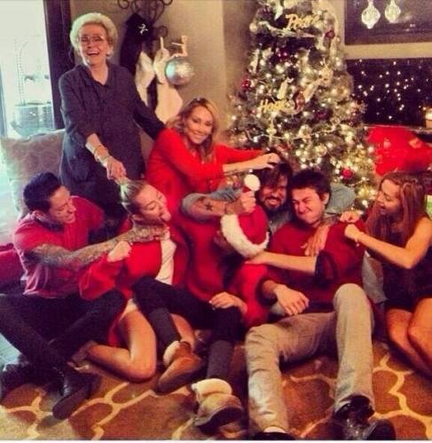 Miley Christmas