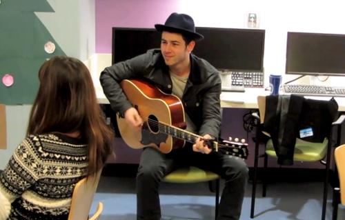 Nick Jonas, Children's Hospital Los Angeles