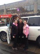 Nick Jonas + fans in RI