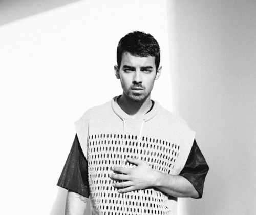 Joe Jonas in 'NYLON Guys'