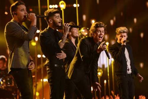 One Direction, X Factor