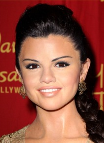 Selena Gomez Wax Figure Unveiling At Madame Tussauds Hollywood