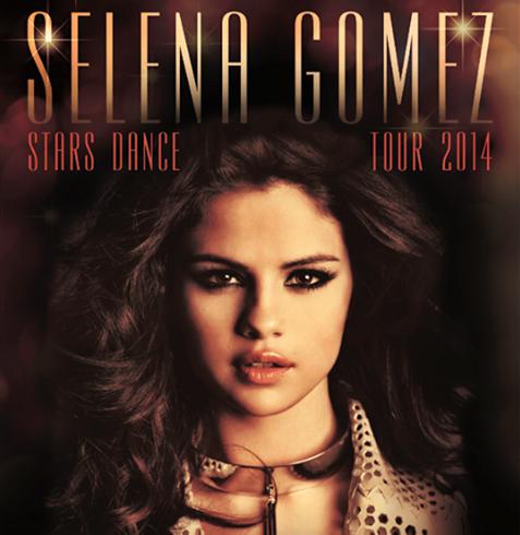 Selena Gomez, Stars Dance Tour 2014 Promo