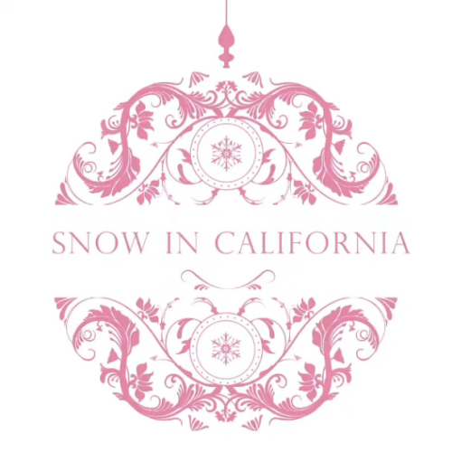 "Ariana Grande, ""Snow In California"""