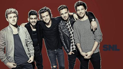One Direction, 'Saturday Night Live' Photo shoot