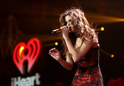 Selena Gomez, 106.1 KISS FM's Jingle Ball 2013 - Show