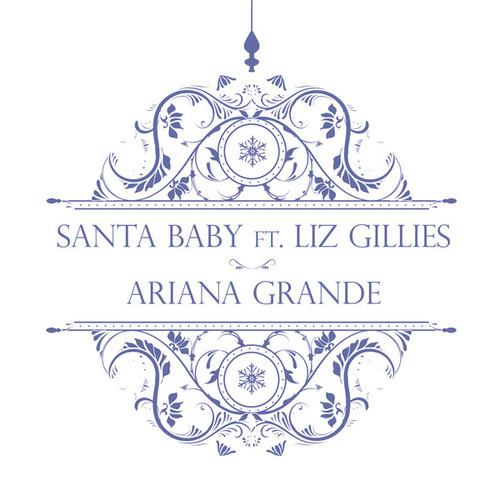 "Ariana Grande, ""Santa Baby"" feat. Liz Gillies"