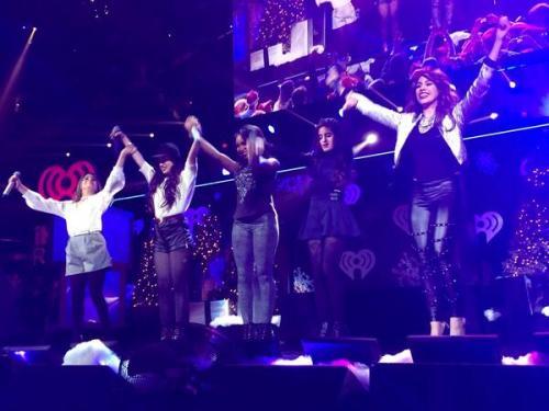 Fifth Harmony, Z100's Jingle Ball 2013 - Show