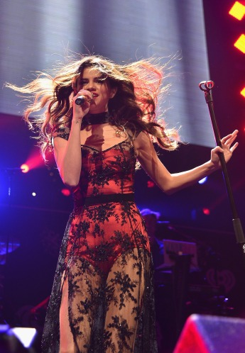 Selena Gomez, KISS 108's Jingle Ball 2013 - Show