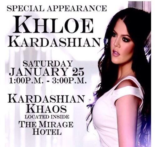 how to meet khloe kardashian