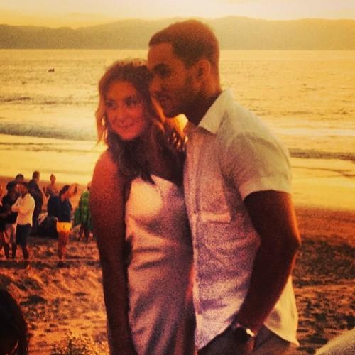 Mr. and Mrs. PenaVega!
