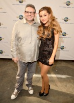 With Lucian Grainge