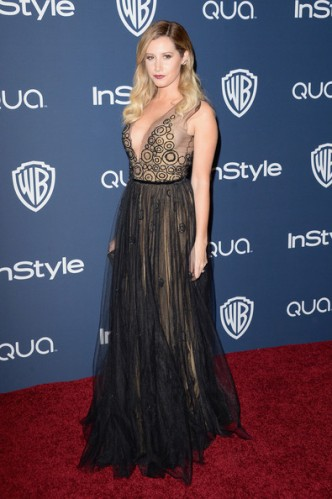 Ashley Golden Globes