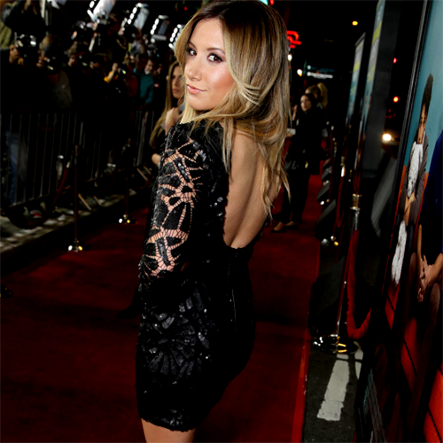 Ashley Tisdale, 'That Awkward Moment' LA Premiere