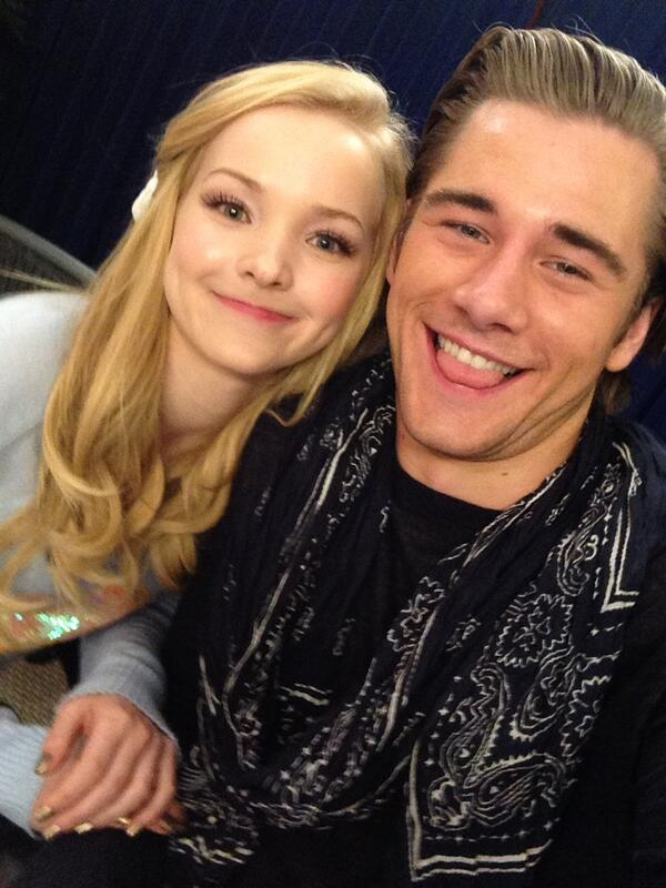 Luke Benward And Dove Cameron Dove cameron and luke benward,