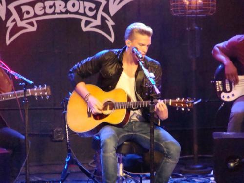 Jesse Mccartney Live Beautiful Soul Tour Album Cover