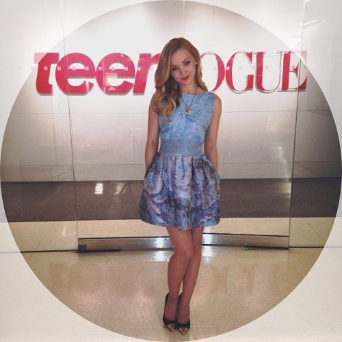 Dove Cameron Teen Vogue