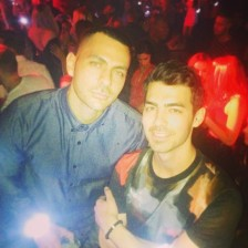 Joe + Rob Knox at Hakkasan Nightclub - 1/18