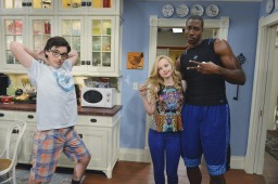 JOEY BRAGG, DOVE CAMERON, DWIGHT HOWARD