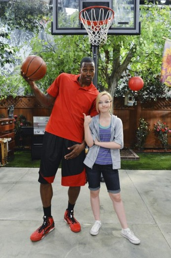 DWIGHT HOWARD, DOVE CAMERON