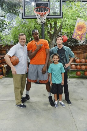 BENJAMIN KING, DWIGHT HOWARD, TENZING NORGAY TRAINOR, RYAN MCCARTAN