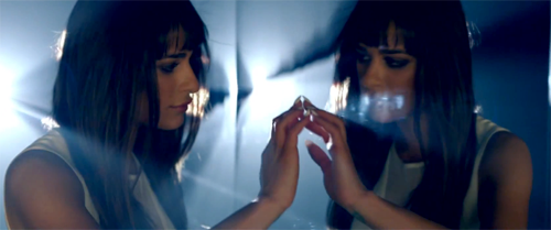 "Lea Michele, ""Cannonball"" - Music Video"