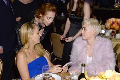 With Brandi Cyrus + Tish Cyrus