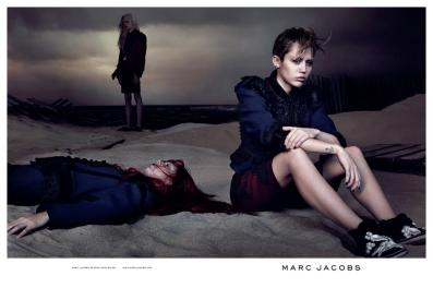 Miley Cyrus, Marc Jacobs SS '14 - Ad