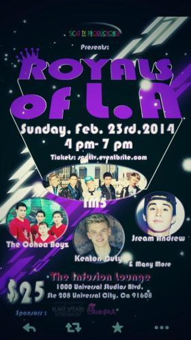 Ochoa Boyz Concert